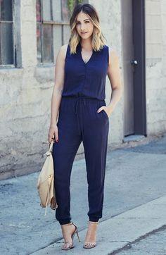 Roxbury Jumpsuit: super comfortable yet stylish
