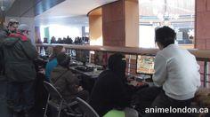 Gaming tournament ar...