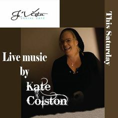 Live music line up at Je'Vista Social Café Jeffrey's Bay tomorrow night is our very popular Kate Colston whilst everybody is welcome to join us for the Super Rugby as well. Saturday Live, Super Rugby, Live Music, Join, Popular, Night, Most Popular, Popular Pins, Folk