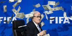 Blatter'in maaşı açıklandı!