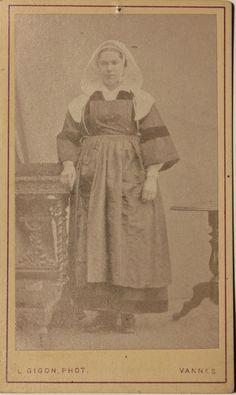 L. Gigon Vannes Bretagne Photographie Carte de visite Cdv Vintage Albumine | Collections, Photographies, Anciennes (avant 1900) | eBay!