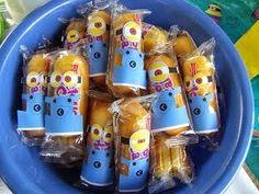 Mamy Antenada: Festa Minions!