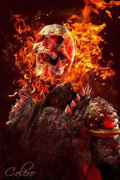Image result for ghost rider fantasy gallery