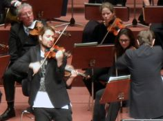 David Garrett - Alte Oper Frankfurt (10.04.2016)