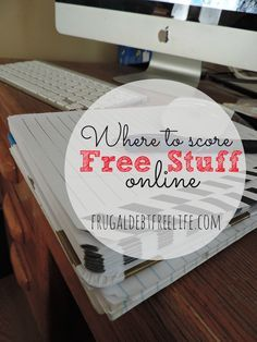 Where to get free stuff online. How my family gets a ton of stuff like clothing, diapers, cleaning products and DVDs for free. .
