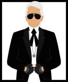 Karl Lagerfeld Breaks It ALL Down For Us