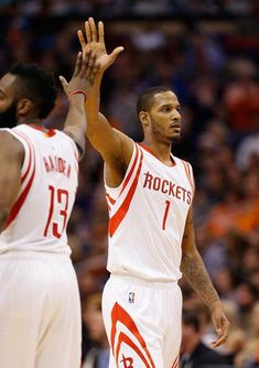 9fe6940feef James Harden and Trevor Ariza combined for 47 points as they beat the  Chicago Bulls.