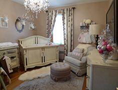 Luxury Baby Girl Nursery