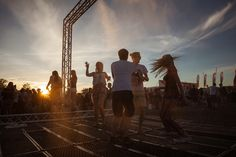 Ruisrock 2014 Photo by Joonas Vohlakari Events, Mood, Concert, Happenings, Concerts, Festivals