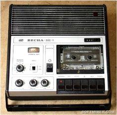 Vēstures liecības,PSRS laiki un to laiku kasešu magnetofoni. Cassette Recorder, Tape Recorder, Boombox, Soviet Union, Audiophile, Retro, The Incredibles, Vintage, History