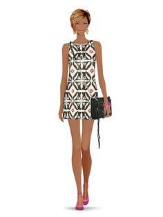 Styled with: Yosi Samra, Mara Hoffman, Rebecca Minkoff, Isharya, One Oak By Sara, Rachel Zoe, The Harbinger Co.   Create your own look with Covet Fashion