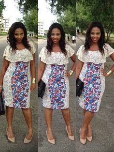 http://www.dezangozone.com/2015/04/check-out-this-ankara-style_27.html ~Latest African Fashion, African Prints, African fashion styles, African clothing, Nigerian style, Ghanaian fashion, African women dresses, African Bags, African shoes, Nigerian fashion, Ankara, Kitenge, Aso okè, Kenté, brocade. ~DKK