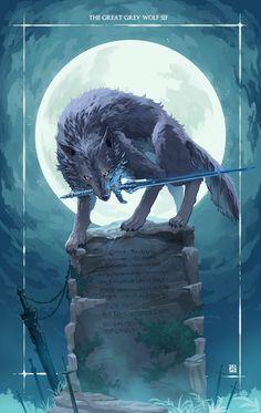 ancestors Read Fallen Leader from the story Modern Dragon Slayer (Ornstein Male Reader x Highschool DxD) by Undeadhdez with. Sif Dark Souls, Dark Souls Artorias, Arte Dark Souls, Wallpaper Lobos, Ps Wallpaper, Dark Fantasy Art, Fantasy Artwork, Dark Art, Dark Souls Figures