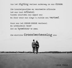 ter wille van 'n nagedagtenis Heartless Quotes, Afrikaans Quotes, High Five, Poetry, Van, Words, Memes, Life, Vans