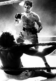 """Raging Bull """"If you win, you win. If you lose, you still win."""""""