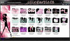 Les filles sont des princesses by mllebarbie03 on deviantART