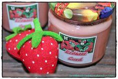 Erdbeercurd brotbackliebeundmehr - Foodblog