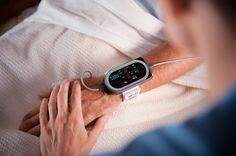An ICU Monitor That Fits On Your Wrist | Co.Design: business + innovation + design