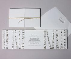 letterpress - green album | oblation papers & press