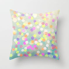 C'est La Fiesta Throw Pillow by Sandra Arduini - $20.00