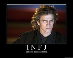 Yeah...as an INFJ, that's pretty much the worst thing in the world to ever do to another person
