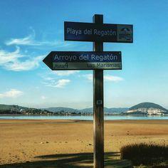 Playa regaton Castro urdiales