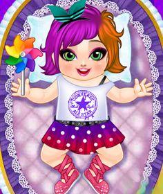 Las bebitas #EverAfterHigh son muy lindas y mas a la hora de #cuidar #juegosdevestir #juegosdeeverafterhigh #juegosdeprincesas  http://www.juegos-vestir.net/jugar/bebitas-ever-after-high