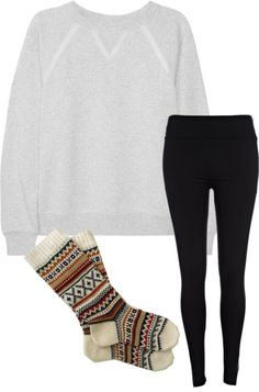 """Lazy Day"" by laurenw81985 on Polyvore"