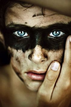 "10 Most Beautiful Portraits Of Blue Eyed People So beautiful! :O :D Portraits Of Blue Eyed People - this pic reminds me of the book ""Lord of the flies""So beautiful! :O :D Portraits Of Blue Eyed People - this pic reminds me of the book ""Lord of the flies"""