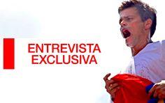 Entrevista exclusiva: Leopoldo López, un año después. Se cumple un año de la entrega del dirigente opositor venezolano Leopoldo López, quien es acusado por las autoridades por presuntamente incitar los hechos violentos de las manifestaciones en ese país el 12 de febrero. - See more at: http://multienlaces.com/entrevista-exclusiva-leopoldo-l%c3%b3pez-un-a%c3%b1o-despu%c3%a9s/#sthash.qta9vSe3.dpuf