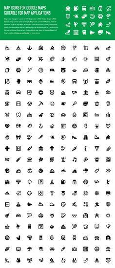 Map Icons Designer