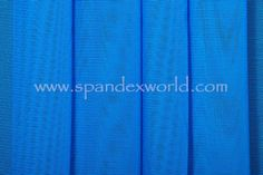 Stretch Solid Mesh (Sapphire)