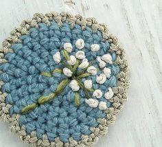 crochet/pin inspiración. ~Teresa Restegui~