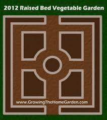 building a formal veggie garden - Google Search