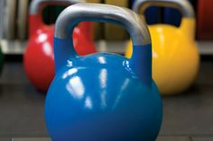Kettle Bell Exercise Hero Image