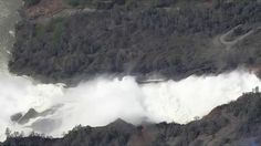 The threat from California's second largest dam is so dangerously high that residents are unsure when they will be able to get back to their homes.