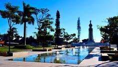 Monumento a El Salvador del mundo.