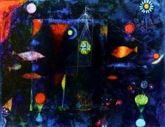 Paul Klee - Fish Magic  1925