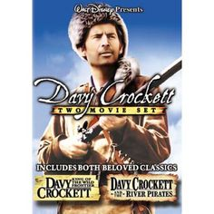 Davy Crockett: King of the Wild Frontier | Disney Movies