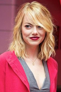 Emma Stone - Clavi-Cut