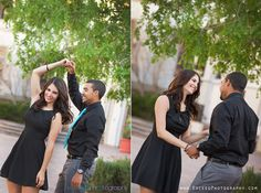 Exceed Photography, Las Vegas Engagement Photo Session, Lake Las Vegas, Creative Engagement Photos Ideas