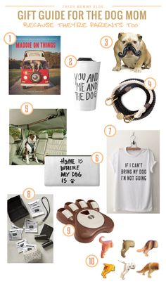 Gift Guide for the D