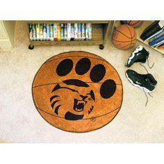 CS Chico Wildcats NCAA Basketball Round Floor Mat (29)