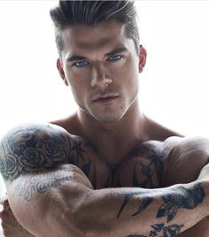 Men's beauty in all its forms and at its best