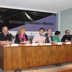No Rio de Janeiro, especialistas discutiram a importância dos veículos de comunicação como fontes de informação para pesquisadores.
