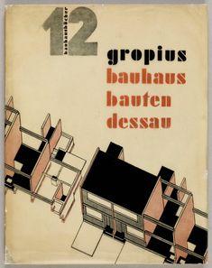 Gropius Walter Bauhausbauten Dessau - Bauhaus - Monoskop