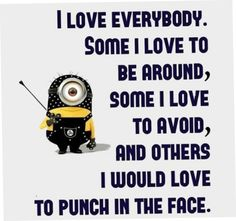 25 Today Minion Quotes