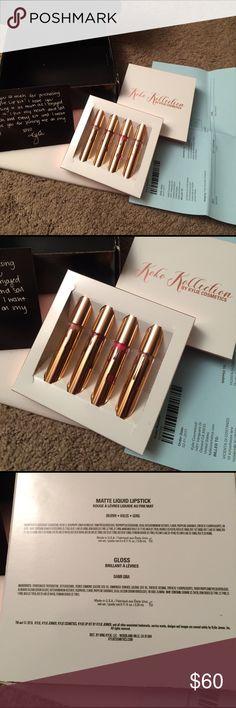 Koko Kollection Kylie Authentic Kylie Koko Kollection Kylie Cosmetics Makeup Lipstick