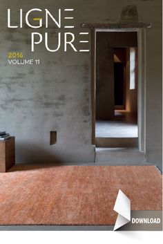 Ligne Pure - cute knit rug at Lou and Grey Contemporary Rugs, Contemporary Interior, Knit Rug, Teal Rug, Modern Carpet, Rugs On Carpet, Carpets, Furniture Inspiration, Hand Weaving