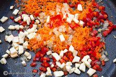 CIORBA DE CARTOFI CU ROSII SI LEUSTEAN | Diva in bucatarie Food Cakes, Cake Recipes, Soups, Ethnic Recipes, Cakes, Easy Cake Recipes, Kuchen, Soup, Cake Tutorial